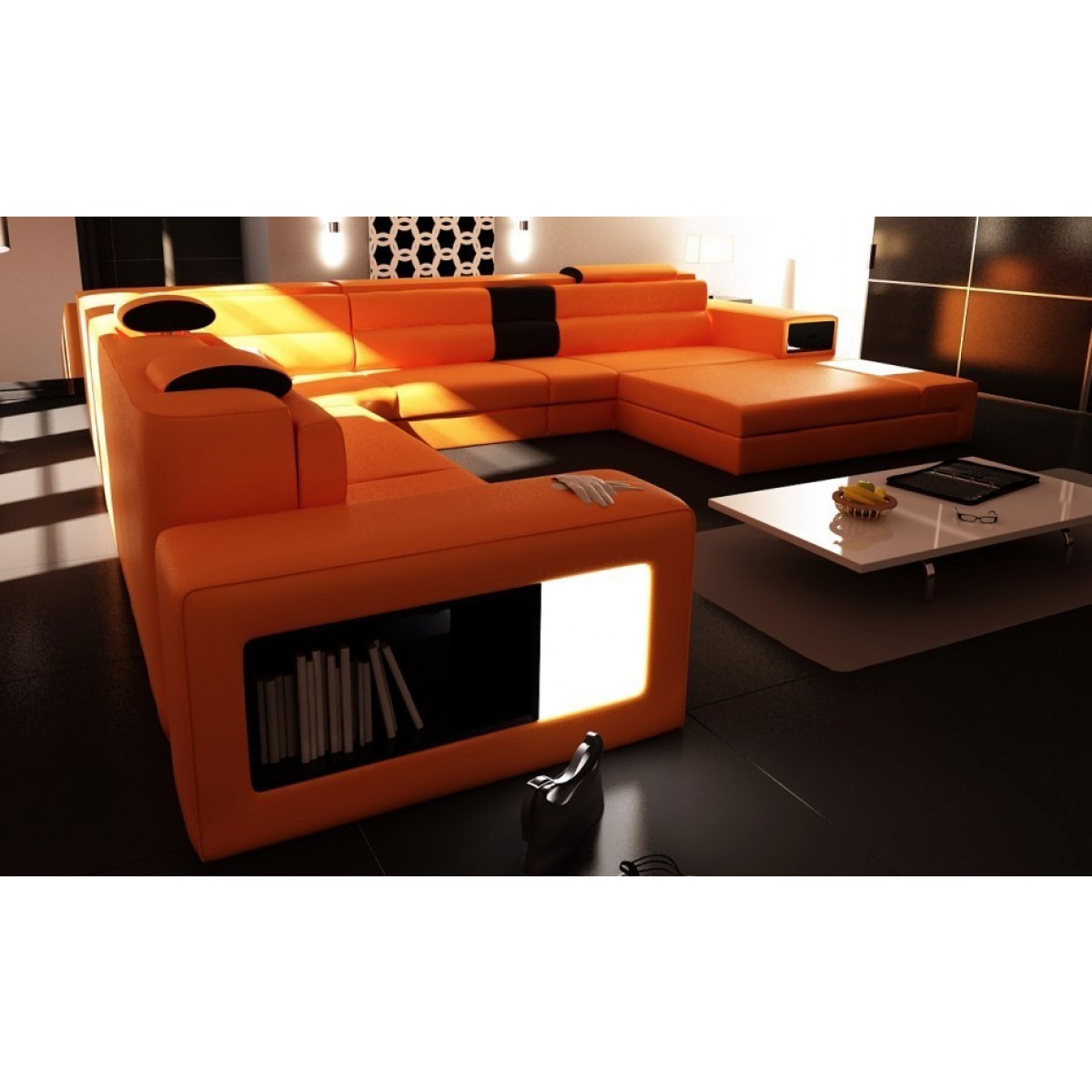 Contemporary Luxury Furniture Living Room Bedroom La Furniture Store In Usa Modern Sectional