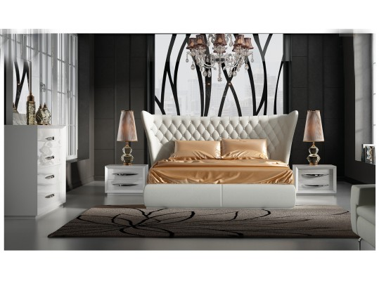Miami Bedroom set  Luxury Modern Style