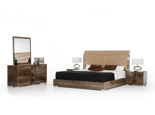 Italian Modern  Athen Bedroom Set