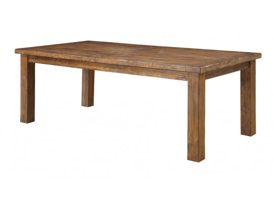Rustic Style  Dining Table Chambers Creek