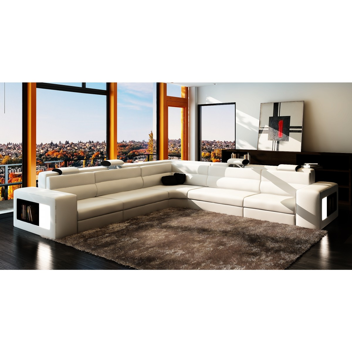 Contemporary Luxury Furniture Living