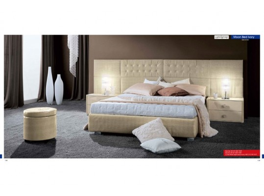 Contemporary Bedroom Set Mod: Moon II