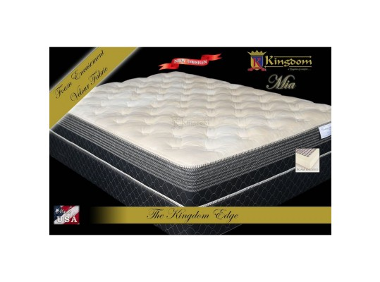Kingdom Mia Mattress  made by USA
