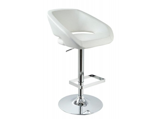T1173 - Eco-Leather Contemporary Bar Stool