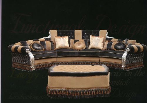 Special Sectional Fabric Sofa